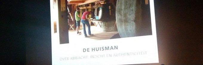 Workshop ETWIE Antwerpen